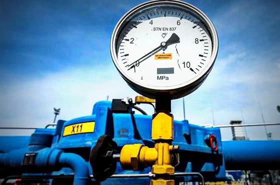 Добыча газа в Украине в мае выросла на 0,6%