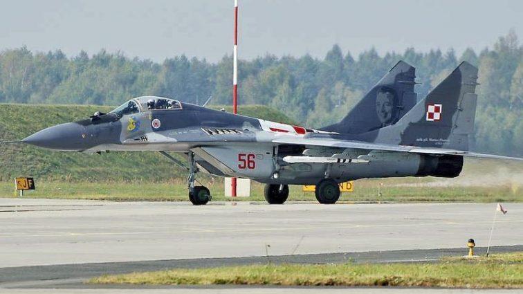 Польские истребители вооружат ракетами украинского производства