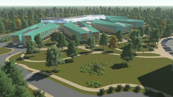 Вместо «Детской больницы будущего» построили частную клинику