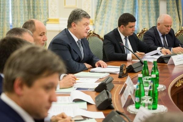 Порошенко придумал, как сократить счета украинцев