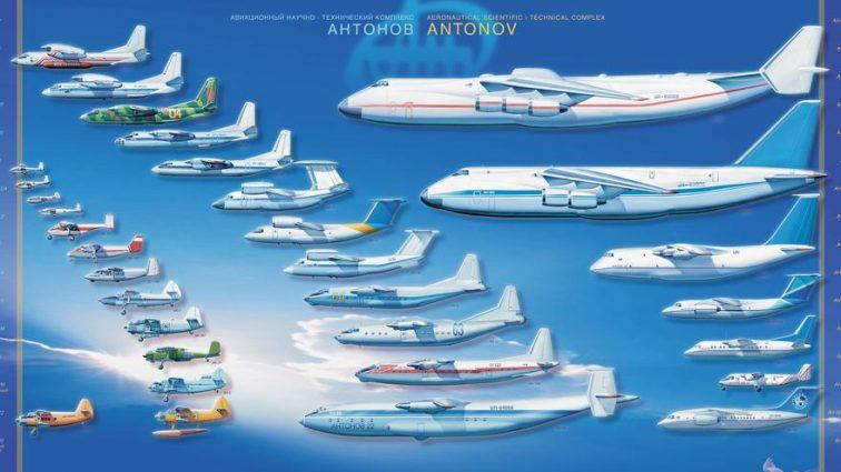 Производство самолётов в Украине быстро интегрируется в мировой рынок