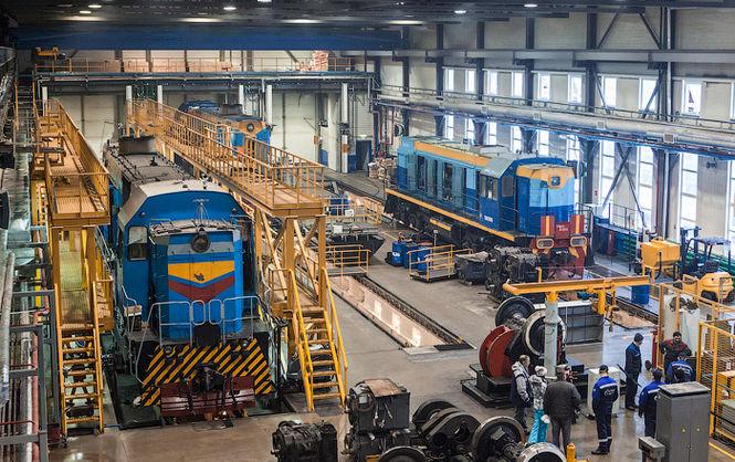 Укрзализныця получит 60 млн евро на модернизацию локомотивов