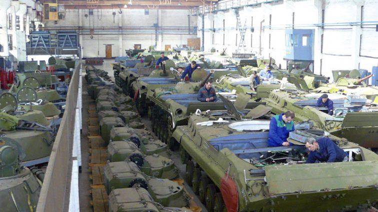 США создаст оборонный холдинг в Украине