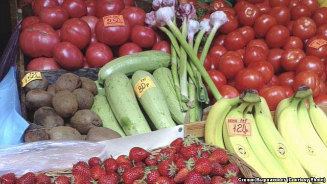 Крымские цены идут на рекорд