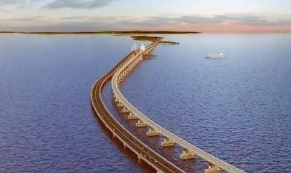 Почему Россия не завершает строительство моста в Крым?