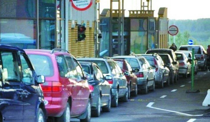 Владельцев автомобилей с иностранными номерами не будут штрафовать