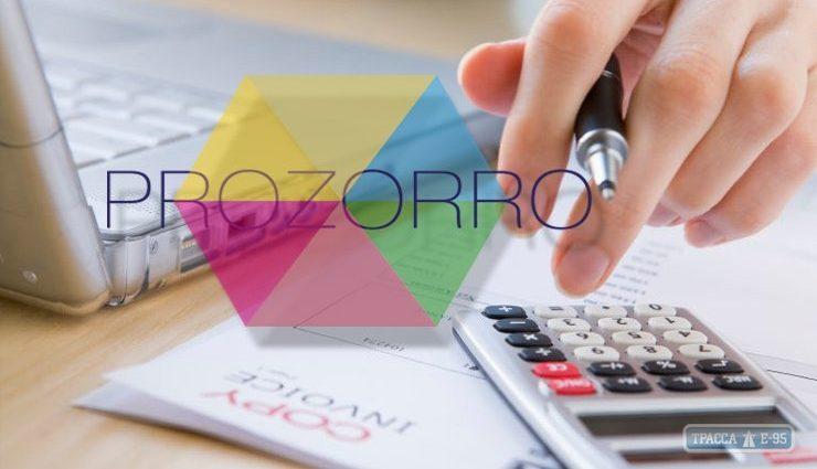 В ProZorro добавили кнопку жалобы к антимонопольщикам