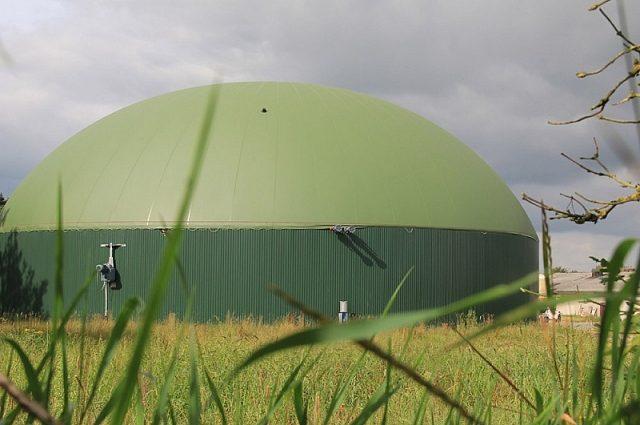 Финские инвесторы предлагают построить в Украине биогазовый завод на траве и соломе