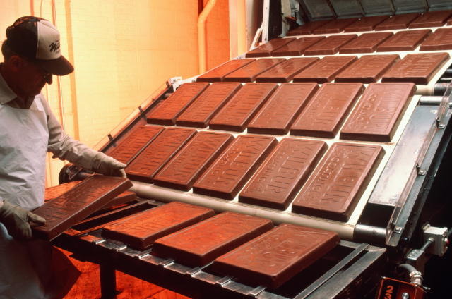Производство шоколада в Украине сократилось на 6,4%
