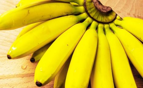 Какие бананы полезнее: желтые или с крапинками