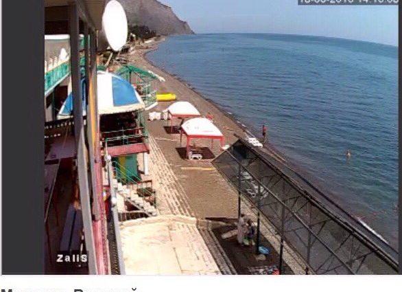 В сети показали фото «ажиотажа» на Крымских пляжах