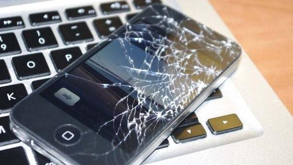 Как самостоятельно отремонтировать треснувший экран смартфона (ФОТО)