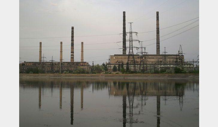Славянская ТЭС на грани остановки