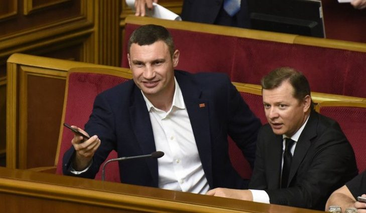 Как Кличко, Ляшко и Тимошенко «обували» Украина при старых тарифах на газ