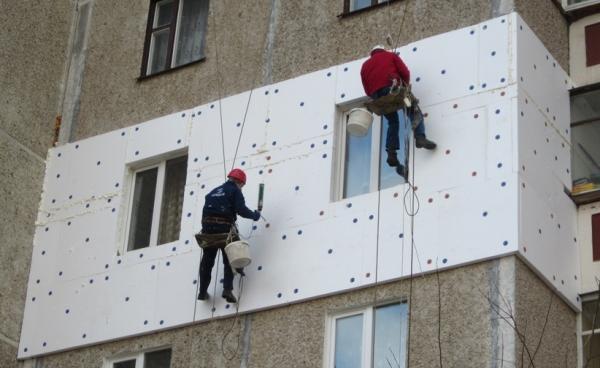 В Украине будут штрафовать за утепление квартир с нарушениями