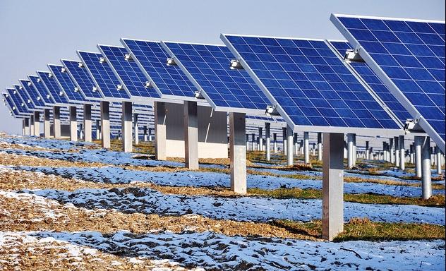 В Чернобыле канадцы хотят установить солнечные электростанции
