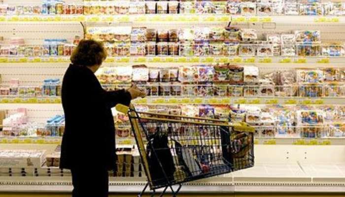 Госстат зафиксировал дефляцию в июне