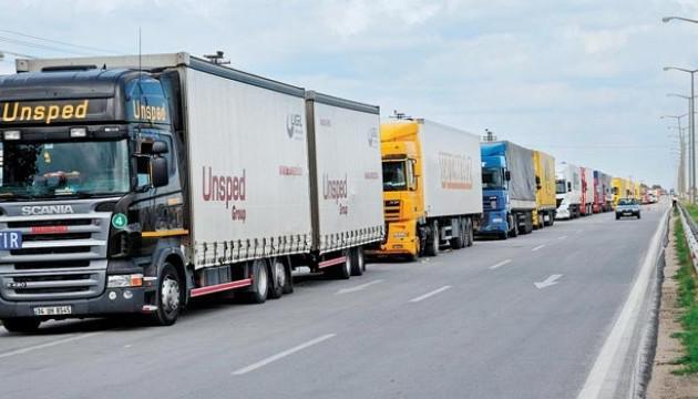 Украинские перевозчики нашли новые пути в обход России