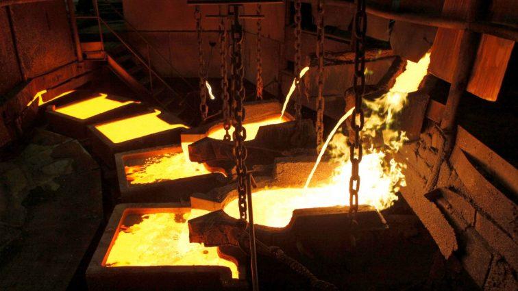 Реализация промпродукции в Украине с начала года выросла более чем на 12%