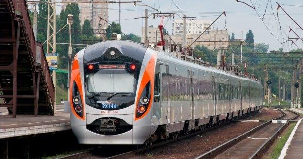Модернизированная железная дорога