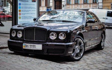 Одесса — город самых дорогих автомобілей