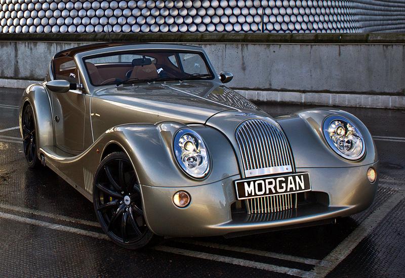 2010 Morgan Aero Super Sports; top car design rating and specifications