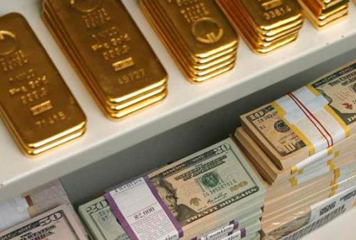 Золотовалютные резервы Украины продолжают «исчезать»
