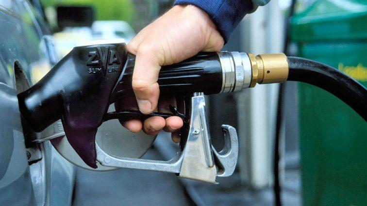 Украинцы используют меньше бензина
