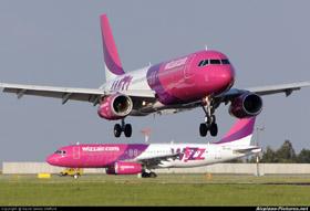 Авиакомпания Wizz Air намерена вернутся в Украину