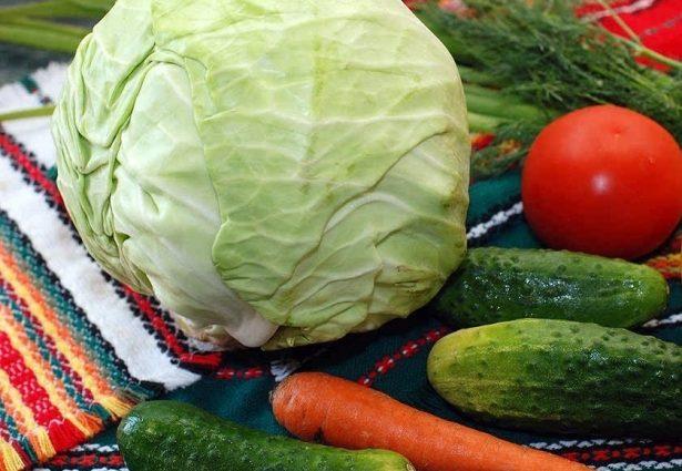 Сколько придется платить за украинские овощи осенью?