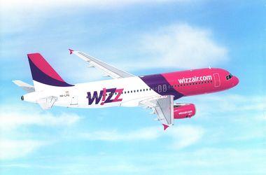 Wizz Air открывает два новых рейса для украинцев
