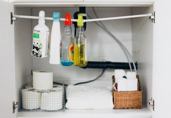 11 умных идей, которые сделают ванную комнату самым организованным и удобным местом в доме! (ФОТО)
