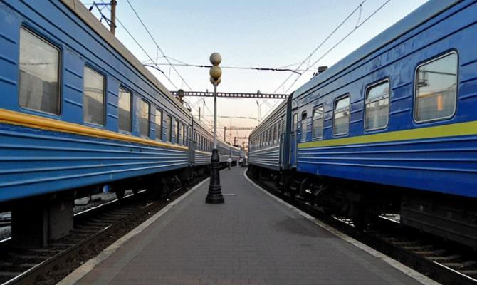 Пассажирские перевозки «Укрзализныци» под угрозой срыва