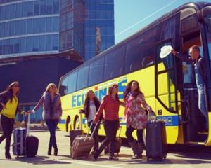 В Украину запустили рейсы европейского автобусного лоукоста
