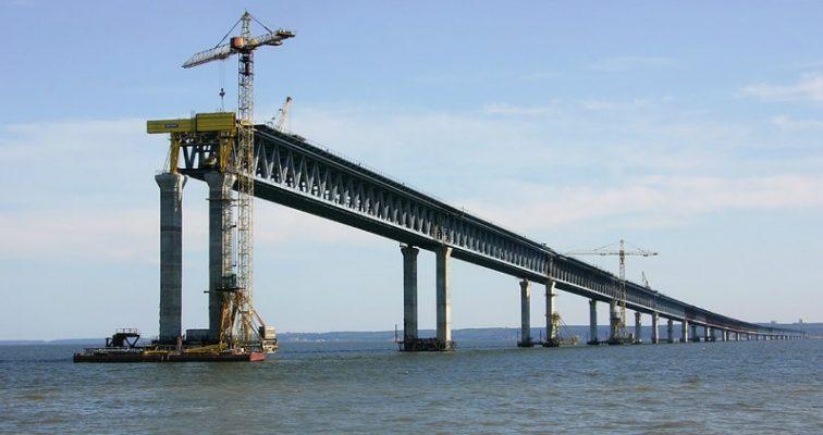 В России новая проблема с Крымским мостом