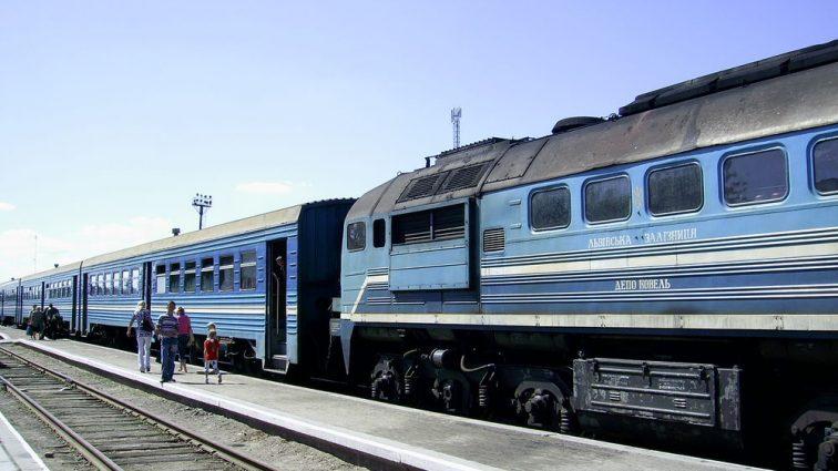 Беларусь задержала 130 вагонов с украинскими товарами