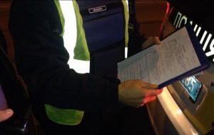 В Запорожье пьяному водителю выписали штраф в 40000 тысяч
