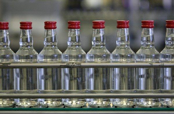 Цены на водку вырастут — эксперт