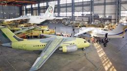 «Антонов» получил заказ на 60 самолетов
