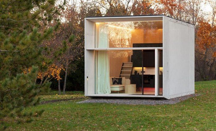 Дом, который можно построить за 7 часов! (ФОТО)
