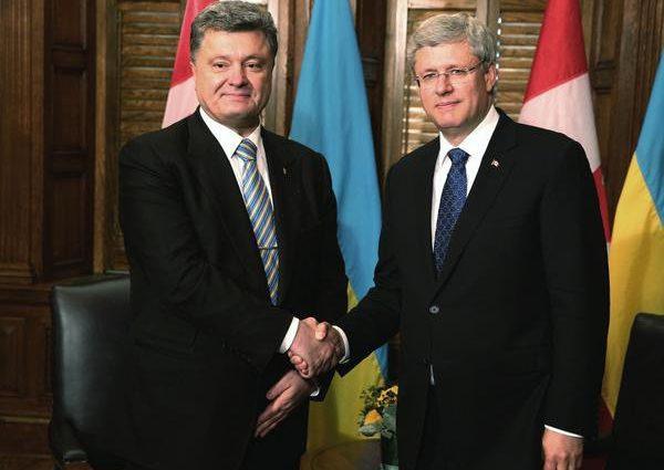 Президент заявил о старте переговоров о визовой либерализации с Канадой
