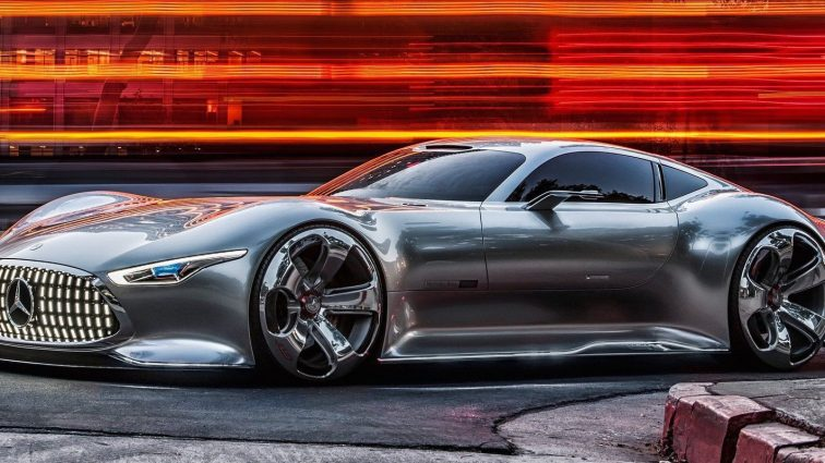 Mercedes задумал конкурента Bugatti: €3 млн и 1300 сил