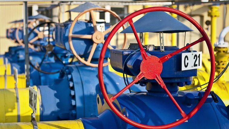 Украина закачала в подземные хранилища уже больше 10 млрд кубометров газа
