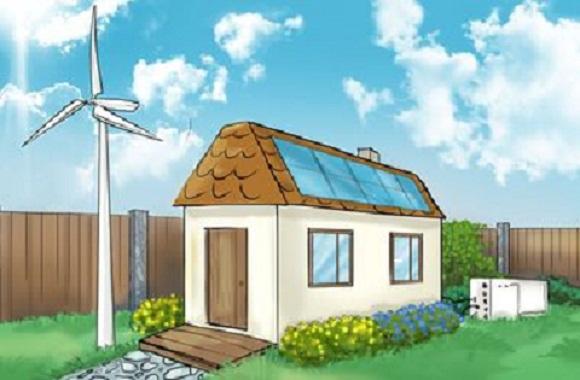 Как построить энергонезависимый дом