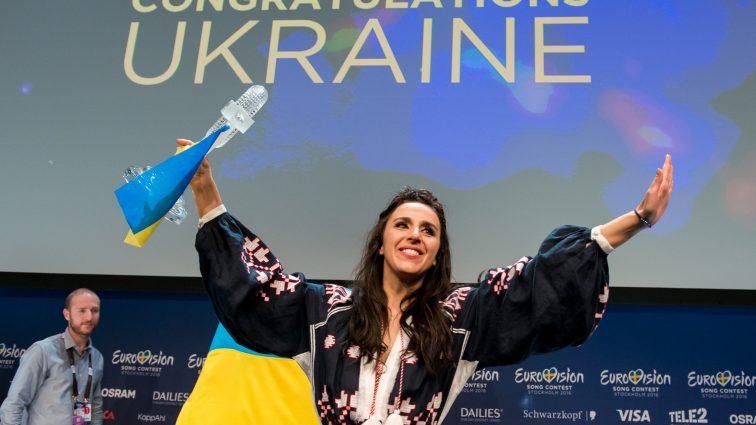 Украина выделит на Евровидение 15 млн евро