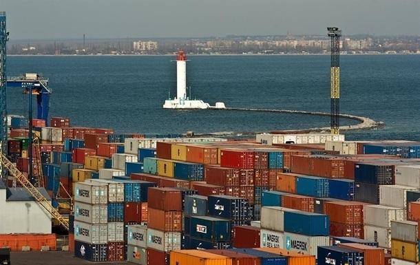 Украина наращивает объем экспорта в Евросоюз