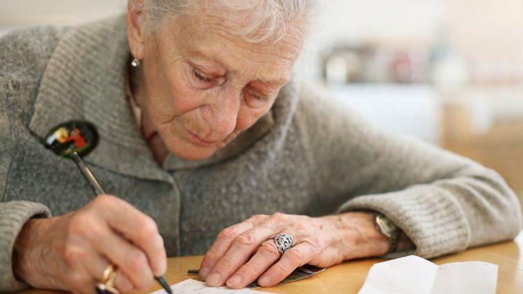 В Украине осенью намерены повысить средний размер пенсий