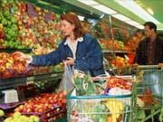 Как изменились цены на продукты питания за год (инфографика)