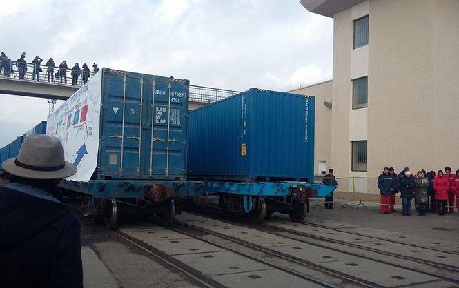 Задержанные Россией на границе украинские вагоны отправят другими маршрутами