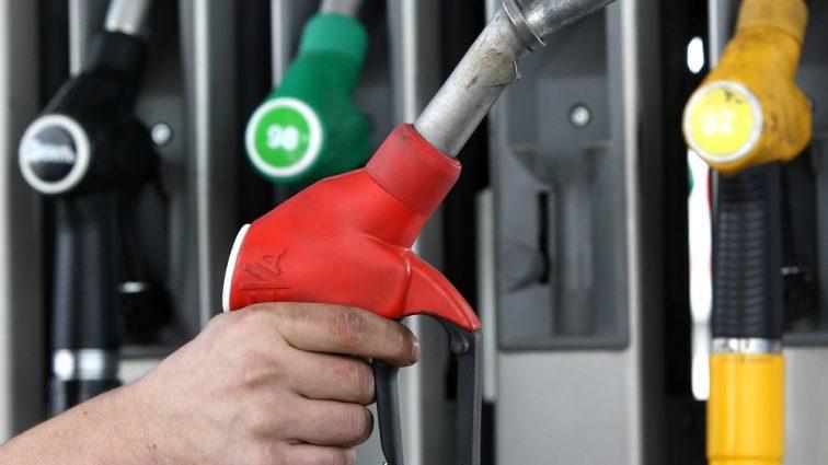 Цены на топливо 21 августа